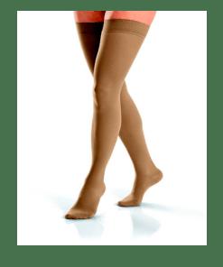Meia de Compressão Meia Coxa Jobst Opaque 20-30mmGh - Ortopedia Online SP