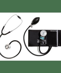Conjunto de Aparelho de pressão e Estetoscópio Duosson PVC Adulto Nylon P.A.MED - ORTOPEDIA ONLINE SP