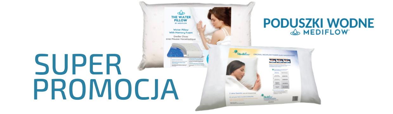 poduszki wodne Mediflow promocja