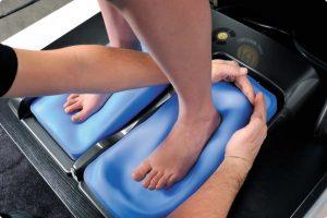 Ортопедические стельки по оттиску стоп