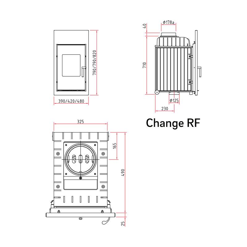 Change RF
