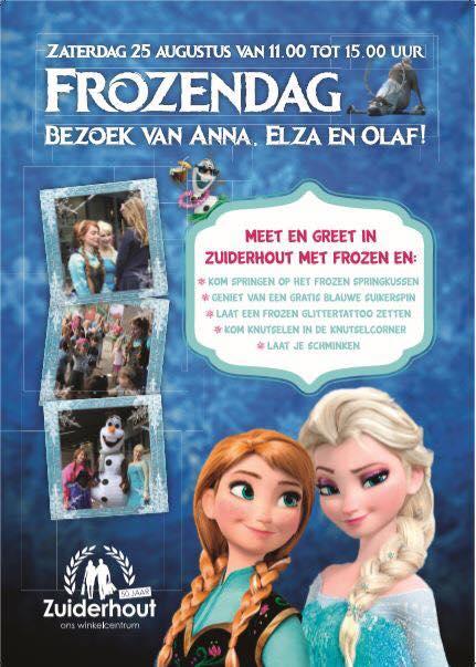 Zuiderhout FRozen