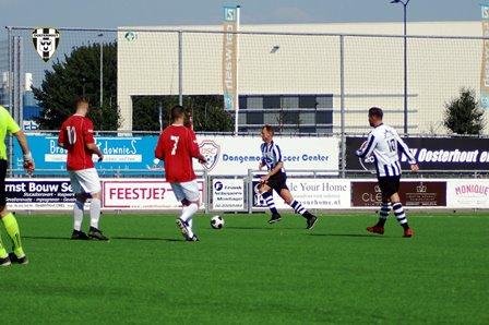 VV Oosterhout – VCW beker 5-0 64 02092018
