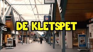 logo van #deKletspet