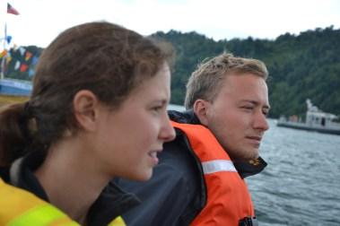 Frizzi und Christoph