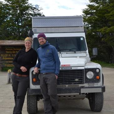 Ushuaia – Nationalpark Tierra del Fuego, Argentinien