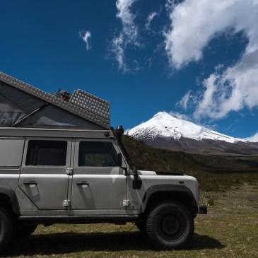 Bildergalerie – Cuenca – Vulkan Chimborazo – Baños – N.P. Cotopaxi, Ecuador