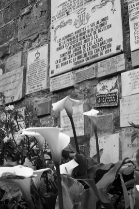 Dankestafeln - Las Lajas
