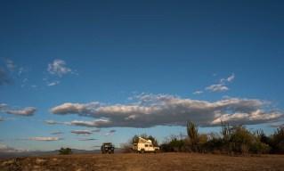 Stellplatz - Desierto de Tatacoa
