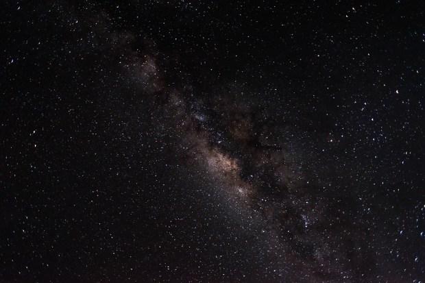 Milchstrasse - Desierto de Tatacoa