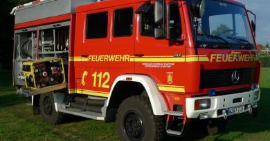 F2 Flächenbrand