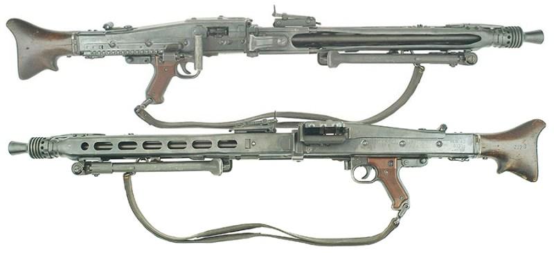 Nemački 7,9 mm MG-42