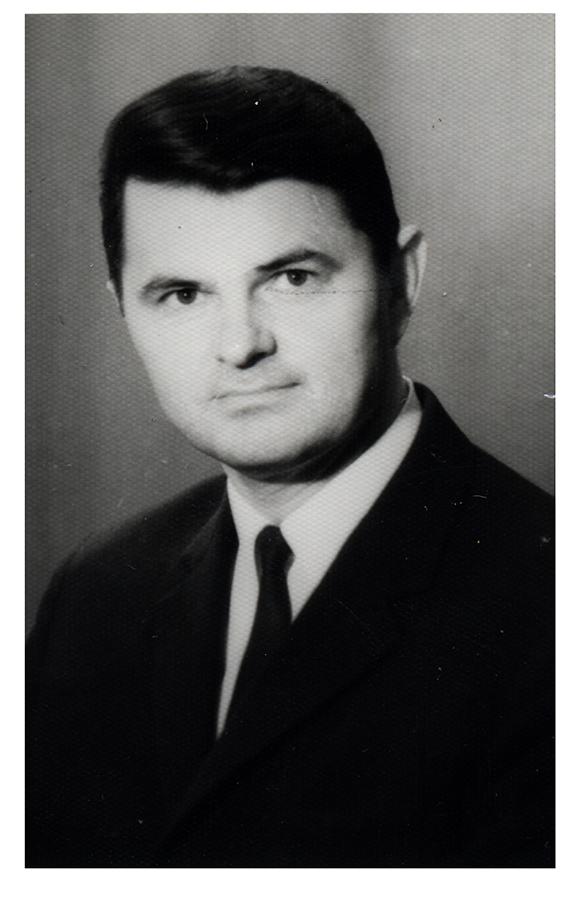 Konstruktor Miloš Ostojić