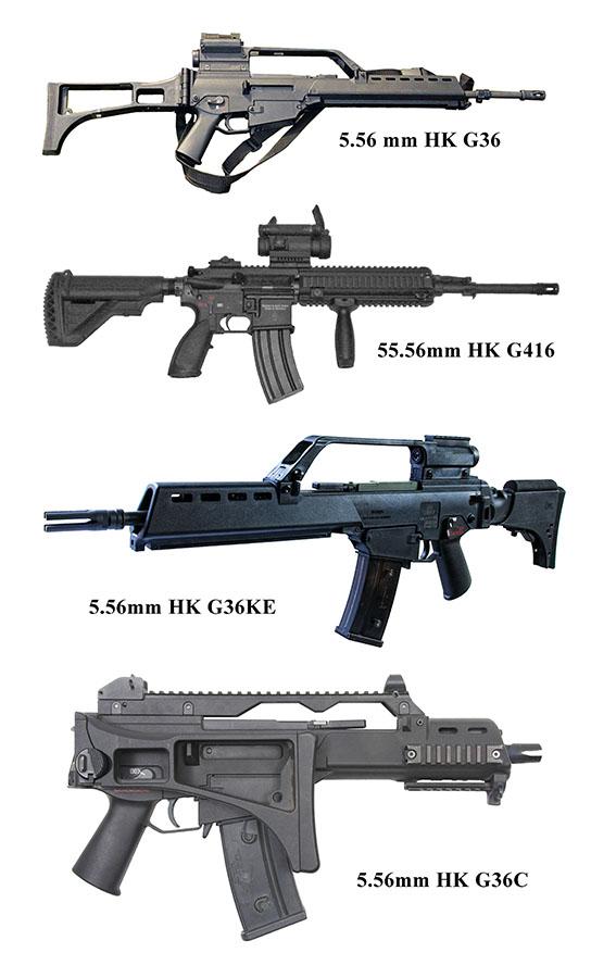 Heckler & Koch G36
