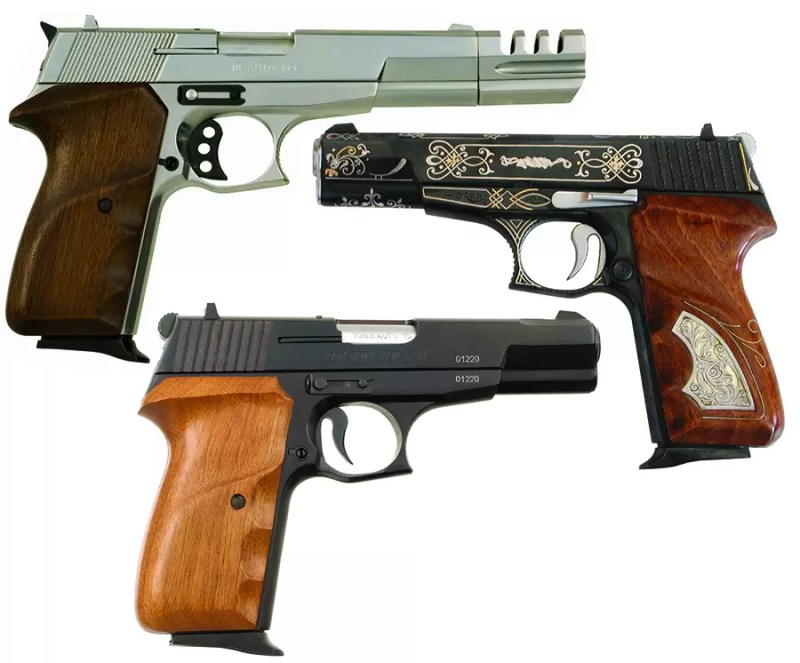 Pištolj 10 mm Z-10