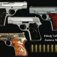 Malogabaritni pištolji nastali iz Zastave M57 (2. Deo)