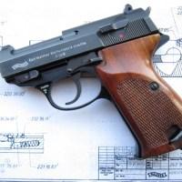 POSLERATNI 9mm WALTHER P38