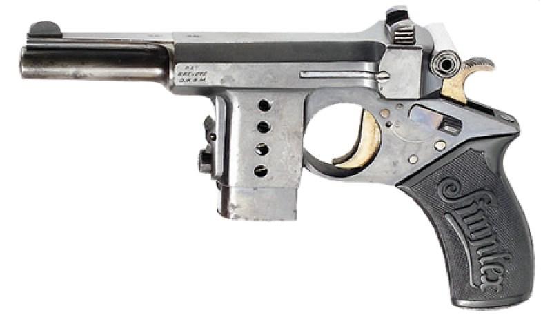 Bergman Simpex M1902