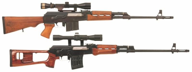 Jugoslovenske snajperske puske M76 7,9mm i M91 7,62