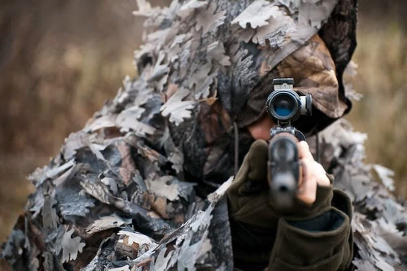 Snajperista sa puskom M1976