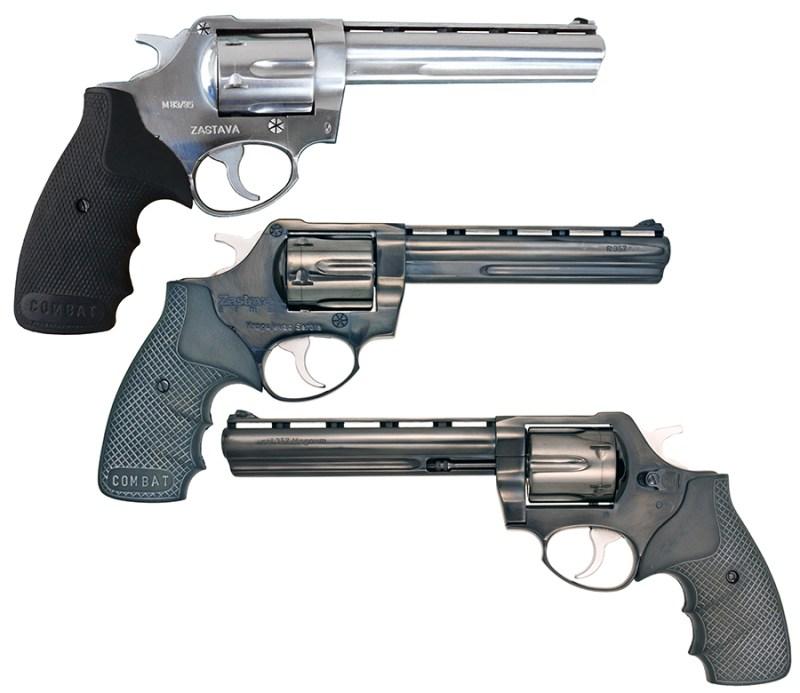Revolver Zastava .357 Mag M83-85 cev 6''