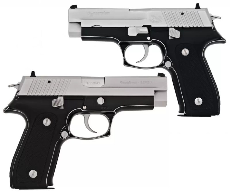 Pištolј 9 mm CZ Scorpion Lux