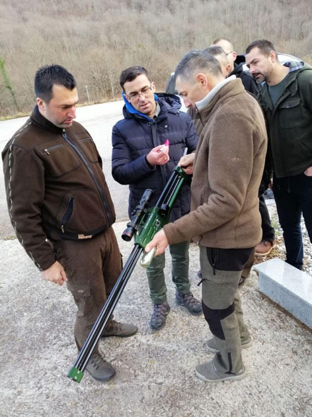 Interventni tim za krupne zvijeri Republike Srpske