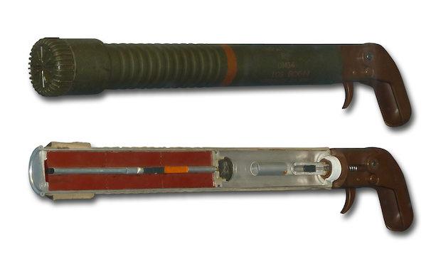 Handflammpatrone. 25 Neobicnih Primeraka Obicnog Oružja