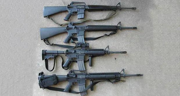 m16. 25 Neobicnih Primeraka Obicnog Oružja
