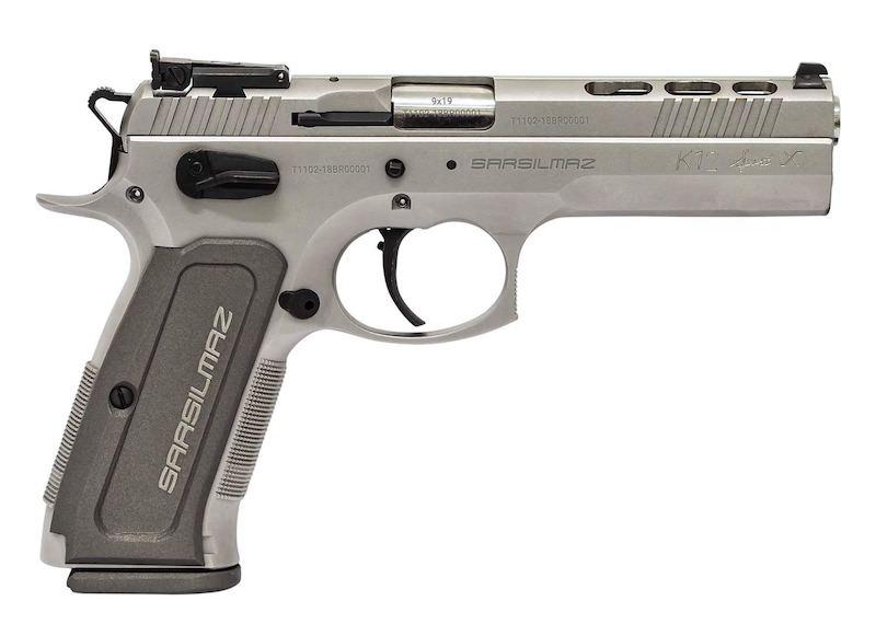 SAR K-12 Sport X Pistol. Najbolji novi pištolji u 2021