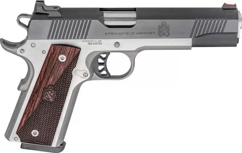 Springfield Armory Ronin 10mm 1911.