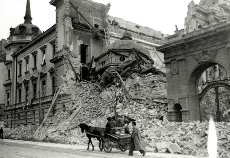 Bombardovanje Beograda 1941