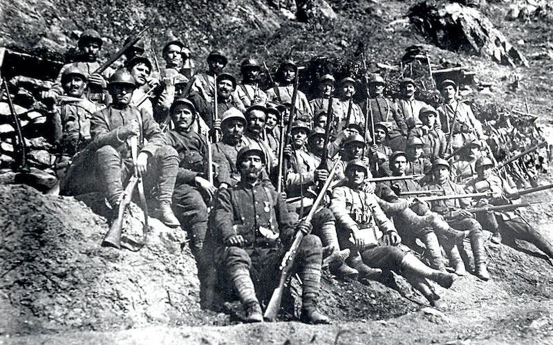 Solunski front srpska jurisna grupa