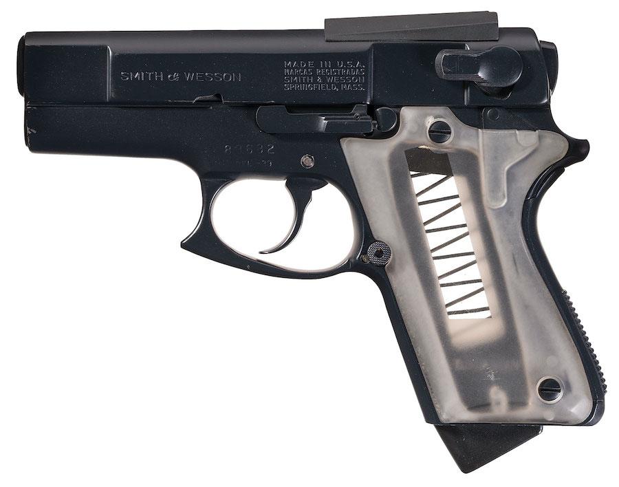 S&W ASP Model 39