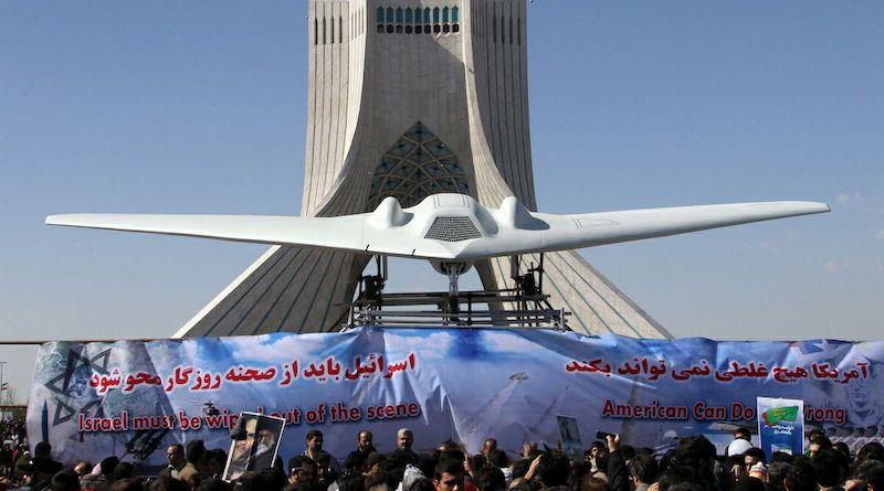 Iran RQ-170 Sentinel