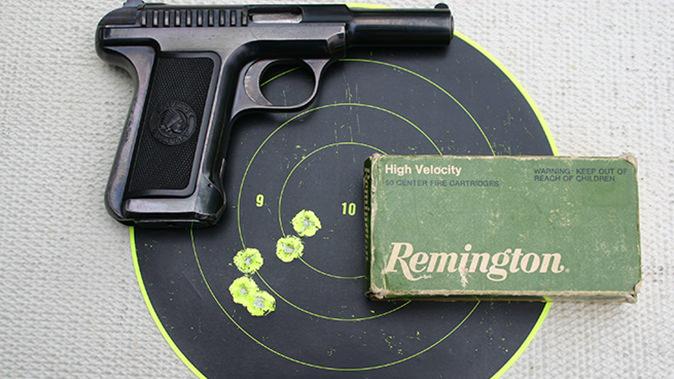sevidž remington
