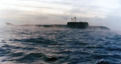 kursk k-141
