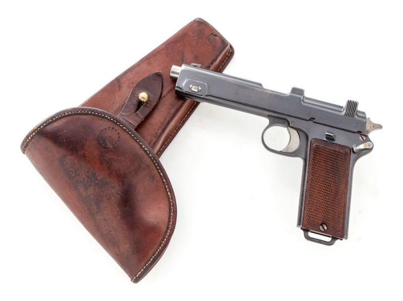 Steyr M12