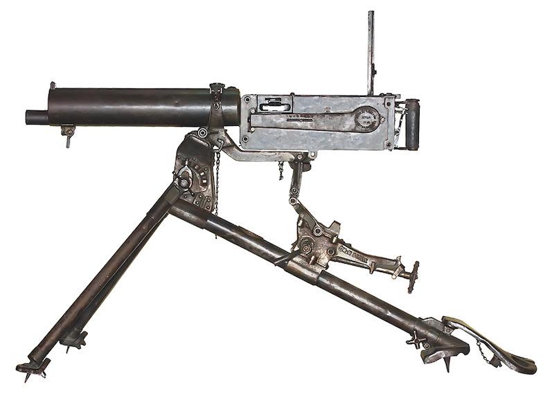 Mitralјez 7 mm sistema Maxim M1909