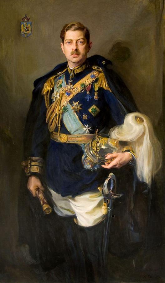 Rumunski kralj Karol II