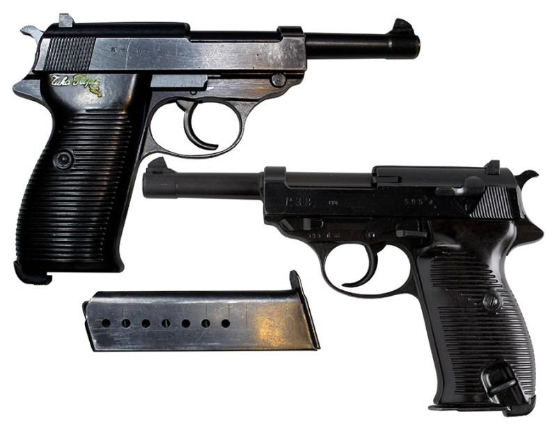 9 mm Walther P-08 Nikole Kalabića