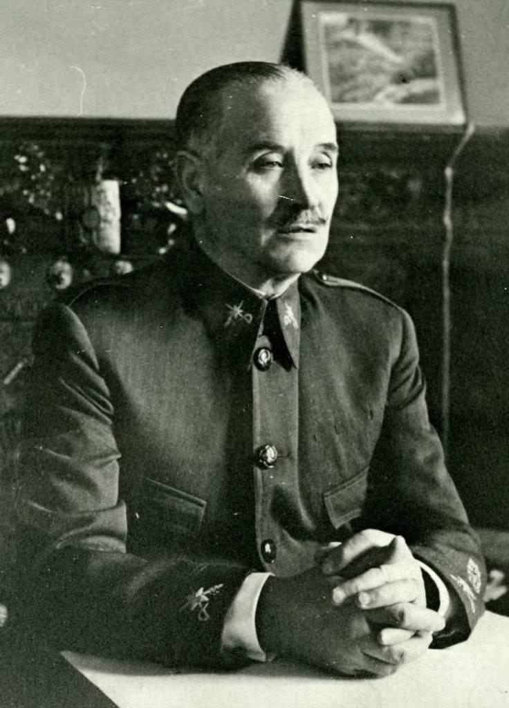 General Gonzalo Queipo de Llano y Sierra