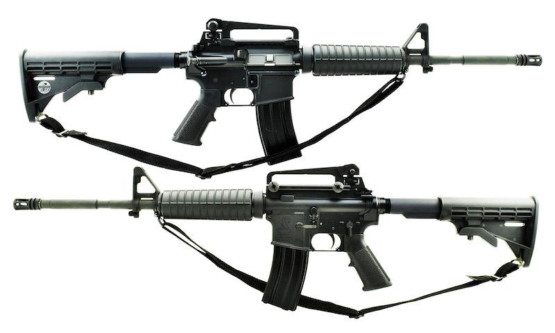 Bushmaster XM 15 E2S