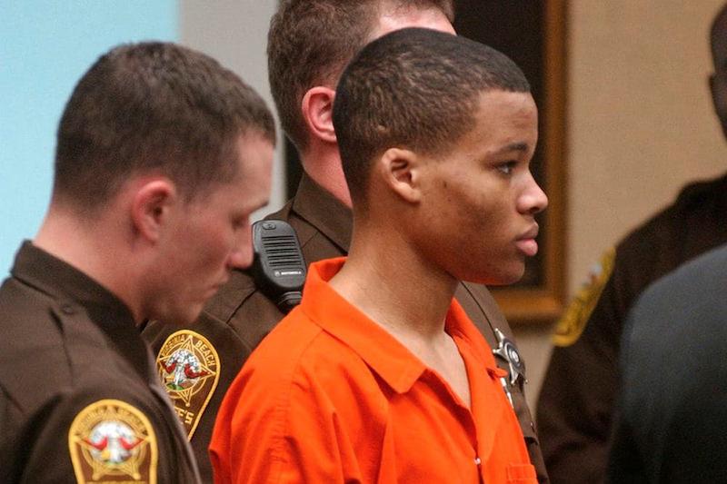 John - Lee Boyd Malvo na sudjenju
