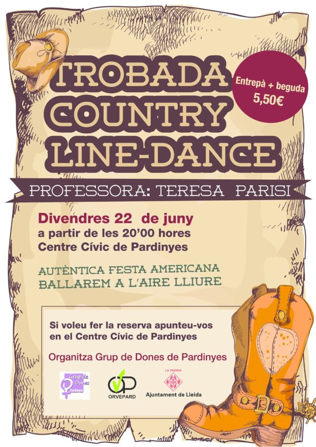 Tronada Country Line-Dance