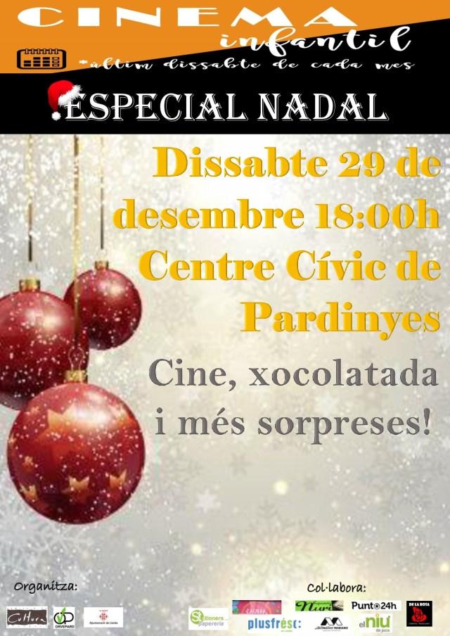 Cinema Infantil – Especial Nadal