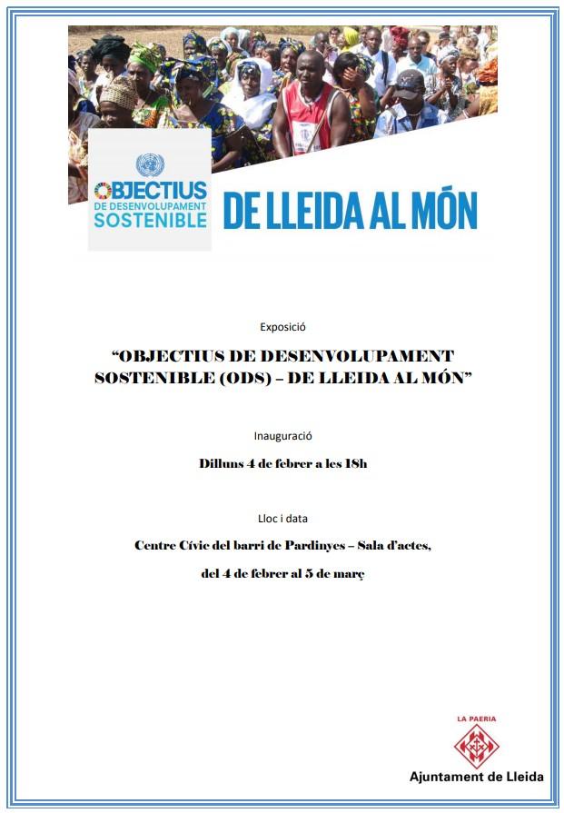 De Lleida al Món