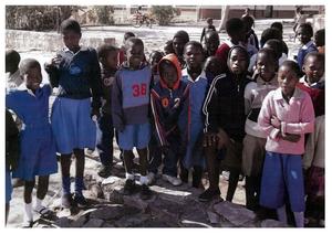 IKHIWA PER LO ZIMBABWE. MERCATINO DEL LIBRO
