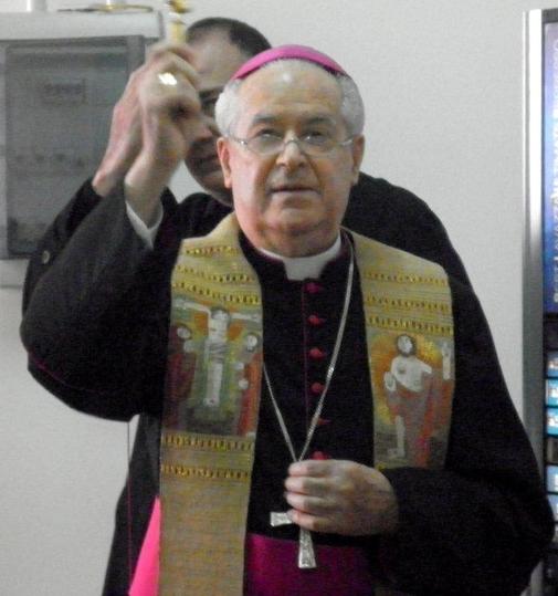 Vescovo di Orvieto. E se rimanesse monsignor Marra?