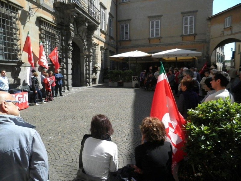1 maggio 2012 ad Orvieto